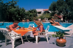 Oasis Hotel bungalows Apartments