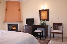 Junior Suite & Fireplace