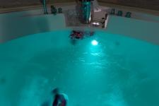 Superior Δίκλινο Δωμάτιο με Μπανιέρα-Υδρομασάζ