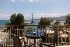 Τρίκλινο Δωμάτιο με θέα στη Θάλασσα